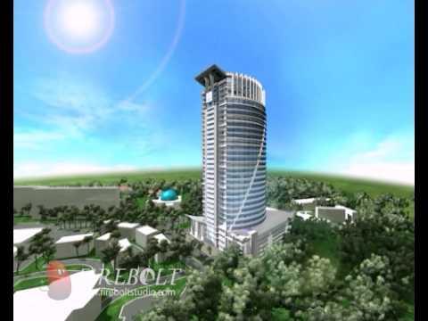 PDRM Bukit Aman New Building Walkthrough