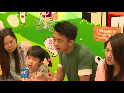 Hong Kong Book Fair enlishten the  environmental protection movement