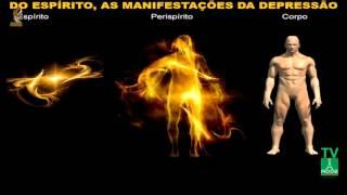 Luiz Carlos Costa - Depressão uma abordagem Espirita da prevenção e tratamento - 18/10/2015