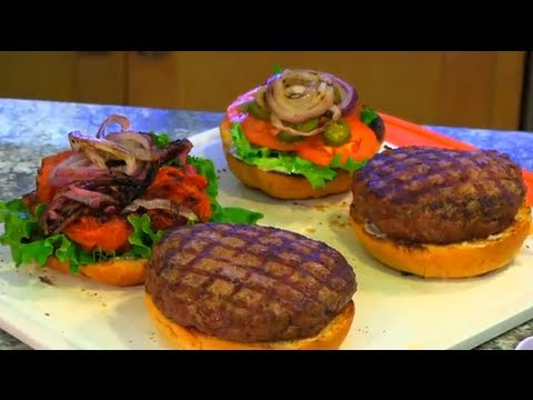 Generate Juicy Lucy with Chef Jason Images