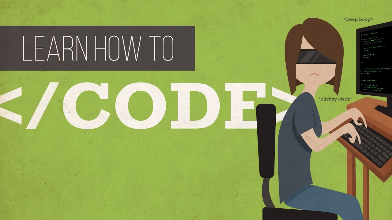 How To Learn To Code  Youtube