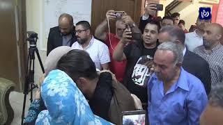 مواطن وزوجته يعودان إلى المملكة بعد انقطاع أخبارهما في سوريا لأيام - (18-5-2019)