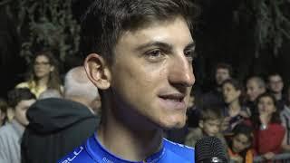 """Giulio Ciccone, intervista OA Sport: """"Voglio lottare per i grandi giri"""""""