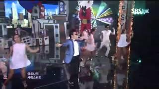강남스타일 뮤직비디오