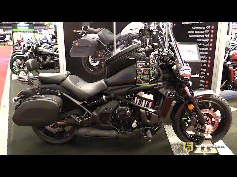 2017 Kawasaki Vulcan S Accessorized - Walkaround - 2017 Montreal Motorcycle Show