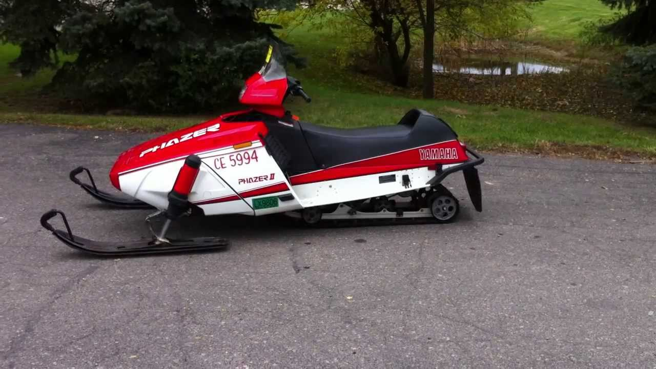 Yamaha Phazer Snowmobile Parts