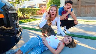 BRENT AND I PRANK OUR MOM!!