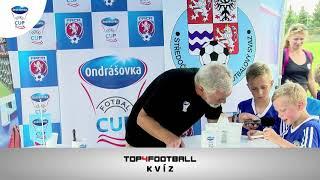 SK Olomouc Sigma - kvíz - Ondrášovka Cup 2018 - U8