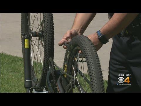 BEARDO - Denver Police Wants Cyclists To Take A Selfie With Your Bike