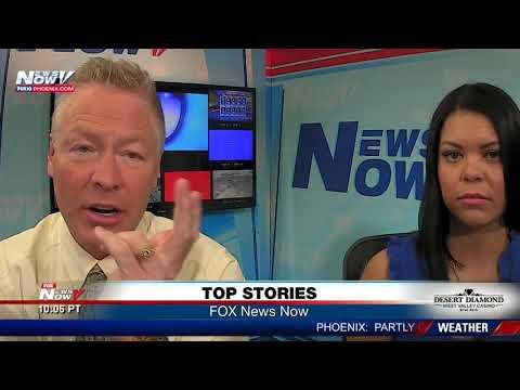 MONDAY HEADLINES: Ron Hoon & Pilar Arias discuss day's top stories (FNN)