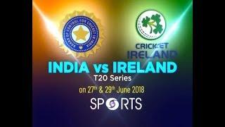 India Tour Of Ireland | Fourth Umpire | India vs Ireland 2nd T20I #INDvIRE
