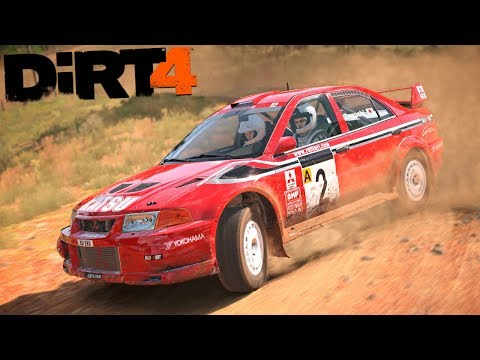 DiRT 4 - EXTREME RALLY RACING