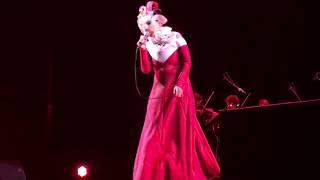 Björk - Black Lake Violin Strings Flat Line___[#2] Live @ Tbilisi, Georgia, (31-10-2017)