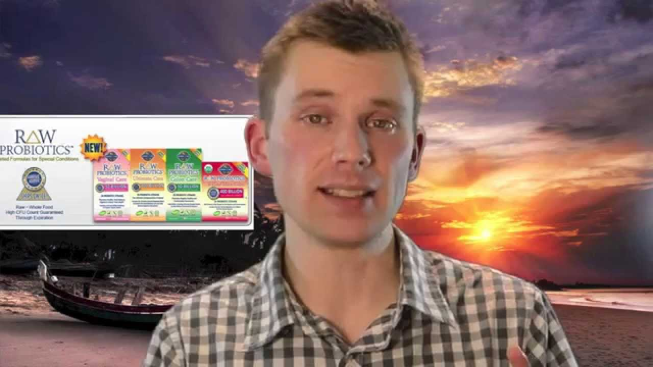 Garden of Life Raw Probiotics Review YouTube
