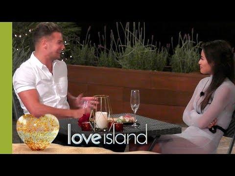 Montana Heads on a Date With Chris   Love Island
