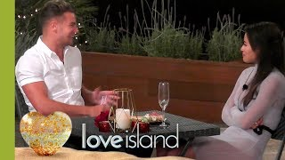 Montana Heads on a Date With Chris | Love Island 2017