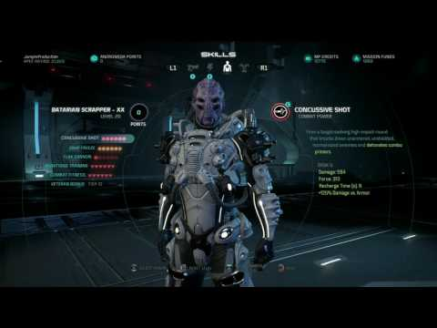 Mass Effect Andromeda: The Best Team for Platinum (Four Builds)