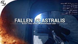 BLAST Pro Series 2017: FalleN vs Astralis