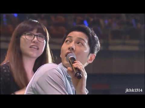 160625 송중기 Song Joong Ki Taiwan FM talk about Song Hye Kyo 송혜교 & Descendants of the Sun cut 宋仲基宋慧乔