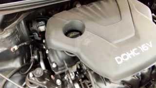 KIA Cee`D 1.6 DOCH (MPI) муфта CVVT  прогретый двигатель