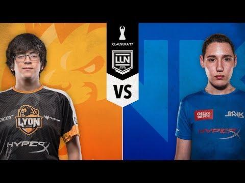 LLN 2017 Clausura Semifinal 1 Lyn vs JTH