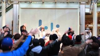 2013-1/13~ららぽーと新三郷店スカイガーデンステージ二部.