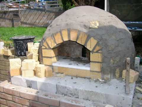 Slideshow Pompeii Wood Fired Oven With Grill Station