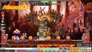 MapleStory: 2m2m Chaos Zak Attempts (Updated)