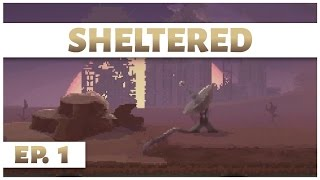 Sheltered - Ep. 1 - Survival in the Fallout Shelter! - Let