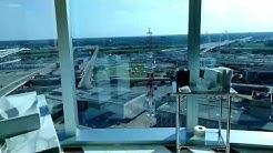 Honeymoon at Omni motel Dallas presidential suite