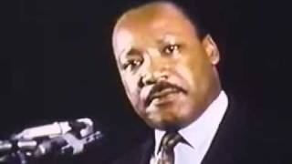 Martin Luther King - (Speech) Over the mountain