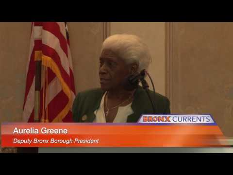 Bronx Currents 3rd Annual Global Citizenship Gala 06 19 2016