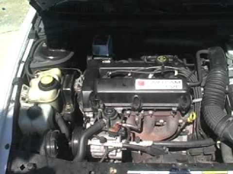 Saturn Sl1 Engine Also 2000 Lincoln Continental Suspension Diagram