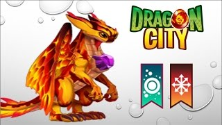 Dragon City - Getting Secret Fire Dragon 100% (No Hack)