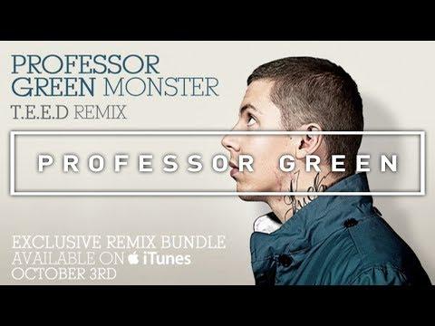 Professor Green - Monster (T.E.E.D Remix) [Official Audio]