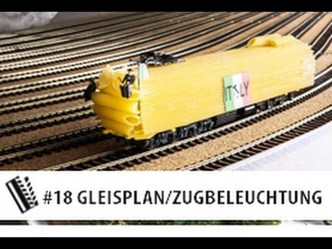 Bella Italia 2.0 - Folge 18: Gleisplan Zugbeleuchtung