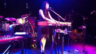 Download Clara C performs Rocketeer at the Roxy Theater MP3 song and Music Video