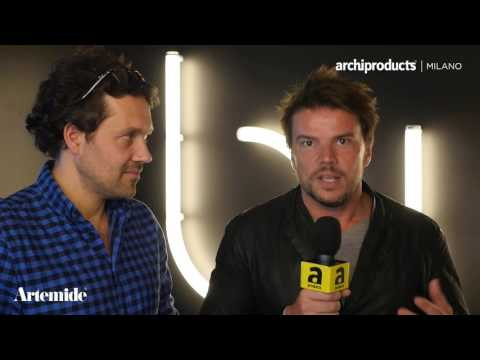 Fuorisalone  2016 | ARTEMIDE - Jakob Lange, Bjarke Ingels - BIG
