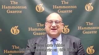 051121 Gazette News Briefs brought to you by The Hammonton Gazette