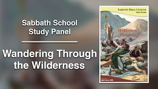 "Sabbath Bible Lesson 8: ""Wandering Through the Wilderness"" - Wilderness Wanderings (2)"