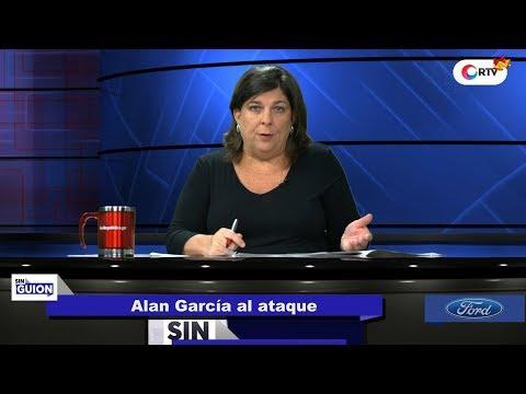 Alan García al ataque - SIN GUION con Rosa María Palacios