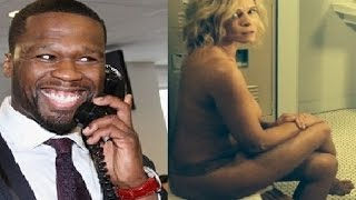 50 Cent Posts Saucy Pic of his Ex Chelsea Handler on Instagram