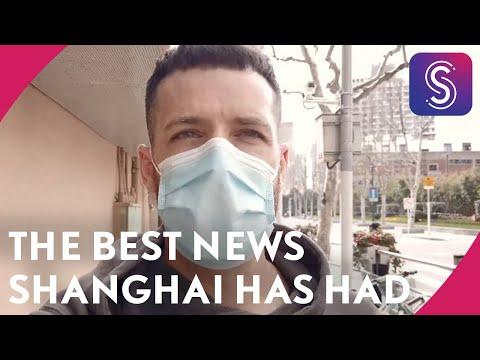 Shanghai Coronavirus Vlog: The Best News Shanghai Has Had All Month!