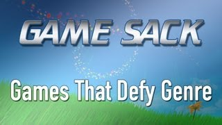 Game Sack - Games That Defy Genre