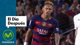 El Día Después (18/04/2016): La Frustración de Neymar