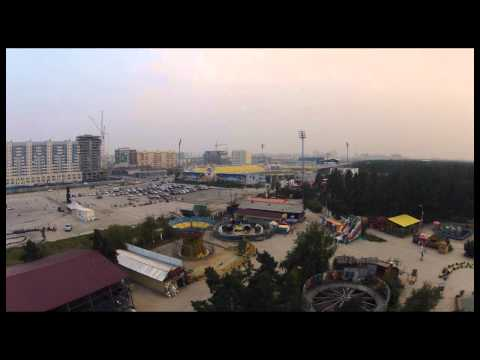 Автопробег Владивосток - Магадан за 13 минут