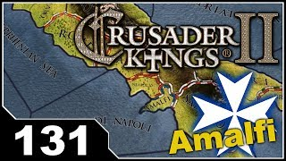 Crusader Kings 2 - Republic of Amalfi EP131