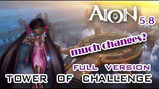 Video Aion 5.8 - Tower of Challenge (Remastered) (Songweaver, 75) [FULL] download MP3, 3GP, MP4, WEBM, AVI, FLV Juli 2018