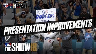 MLB The Show 18 Mondays #2: Presentation and Commentary