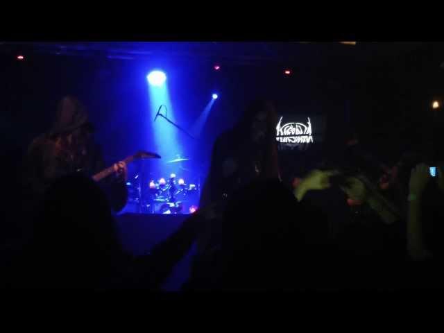 Inferno - Šepot naděje v slzách krve (Live @ Phantoms of Pilsen no. 7)